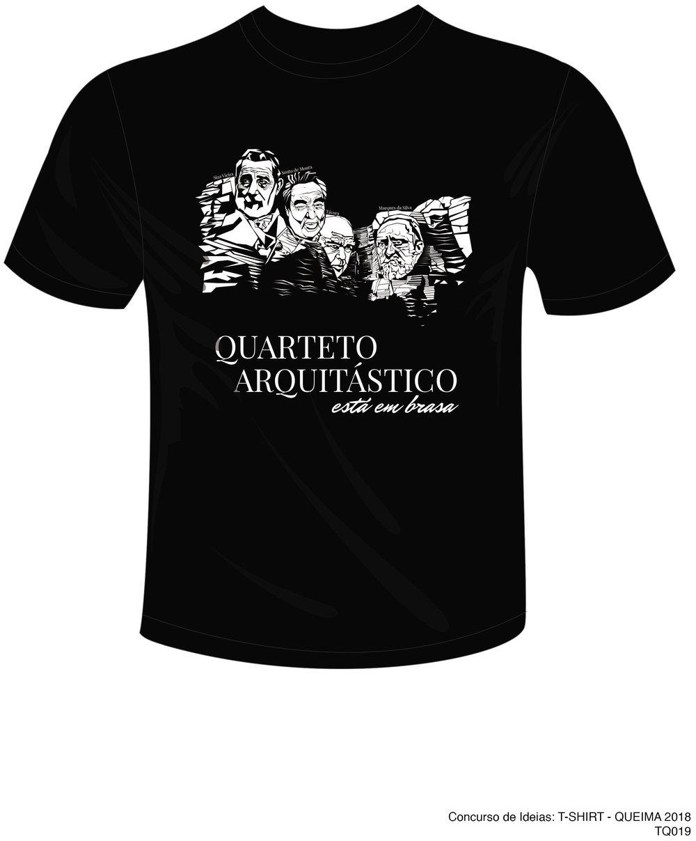 T Shirt Queima