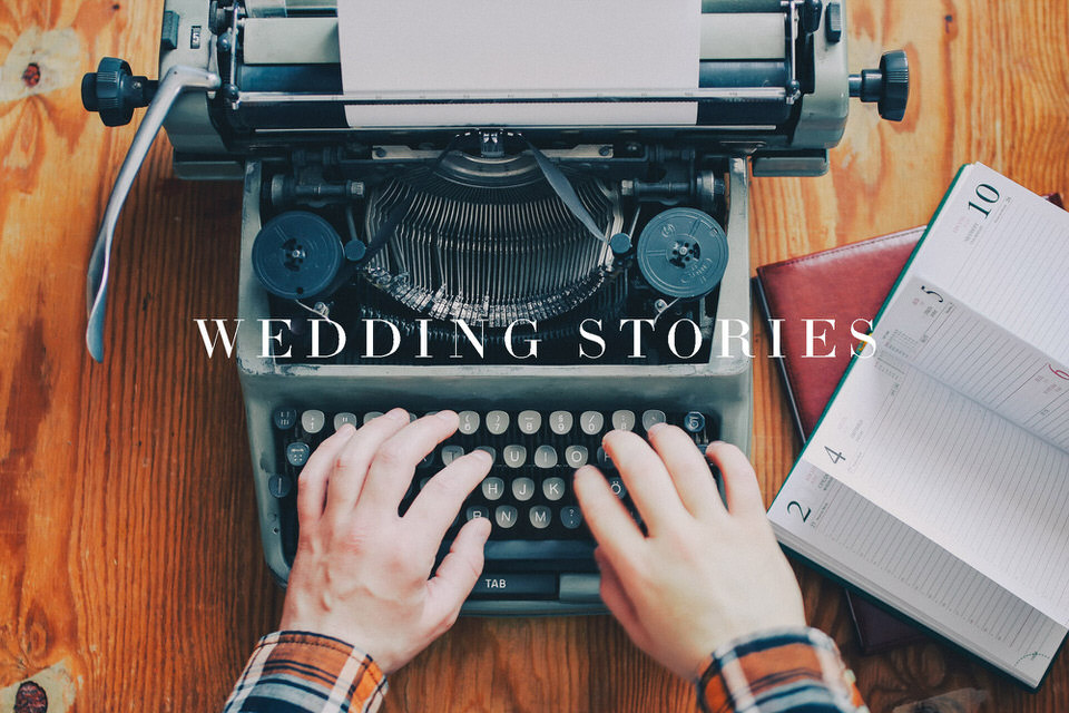 Wedding Filming Stories - Blog