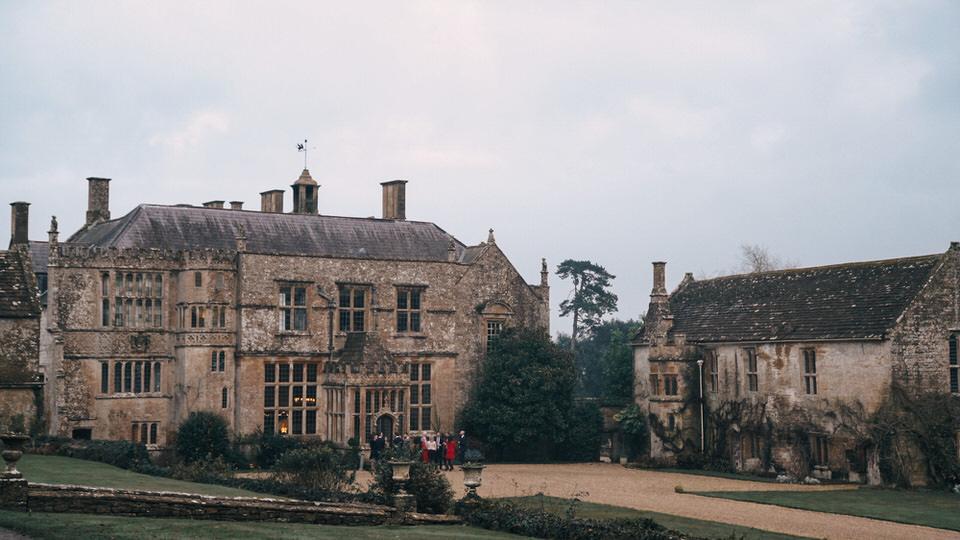 Brympton House, Somerset