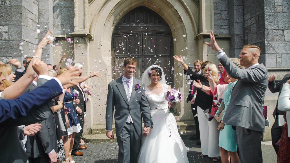 Devon Wedding Videographer
