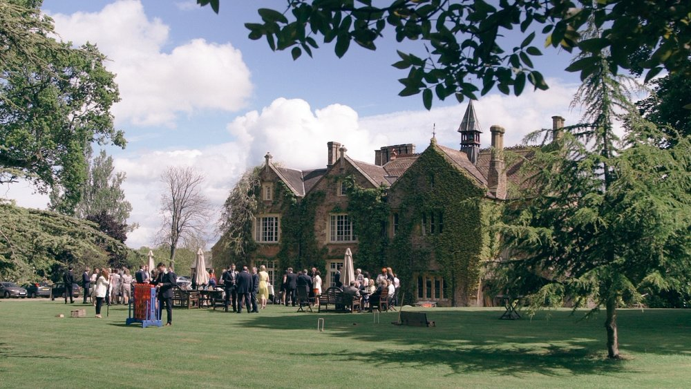 Maunsel House Wedding Videographer