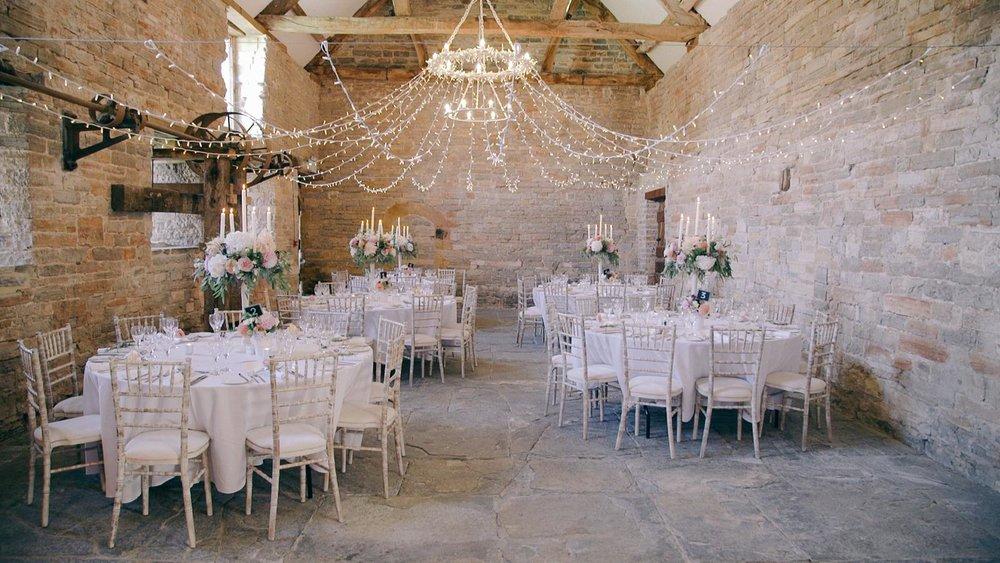 Almorny Barn Wedding Film