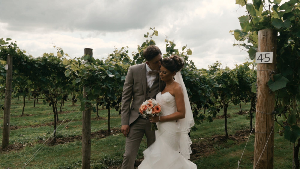 Aldwick Court Farm & Vineyard Wedding Videography