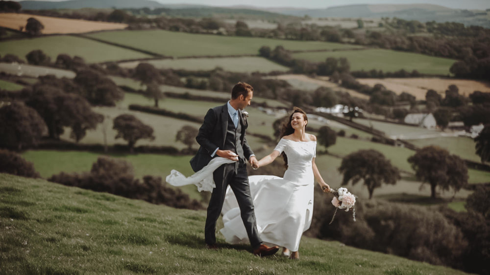 Wales wedding videographer