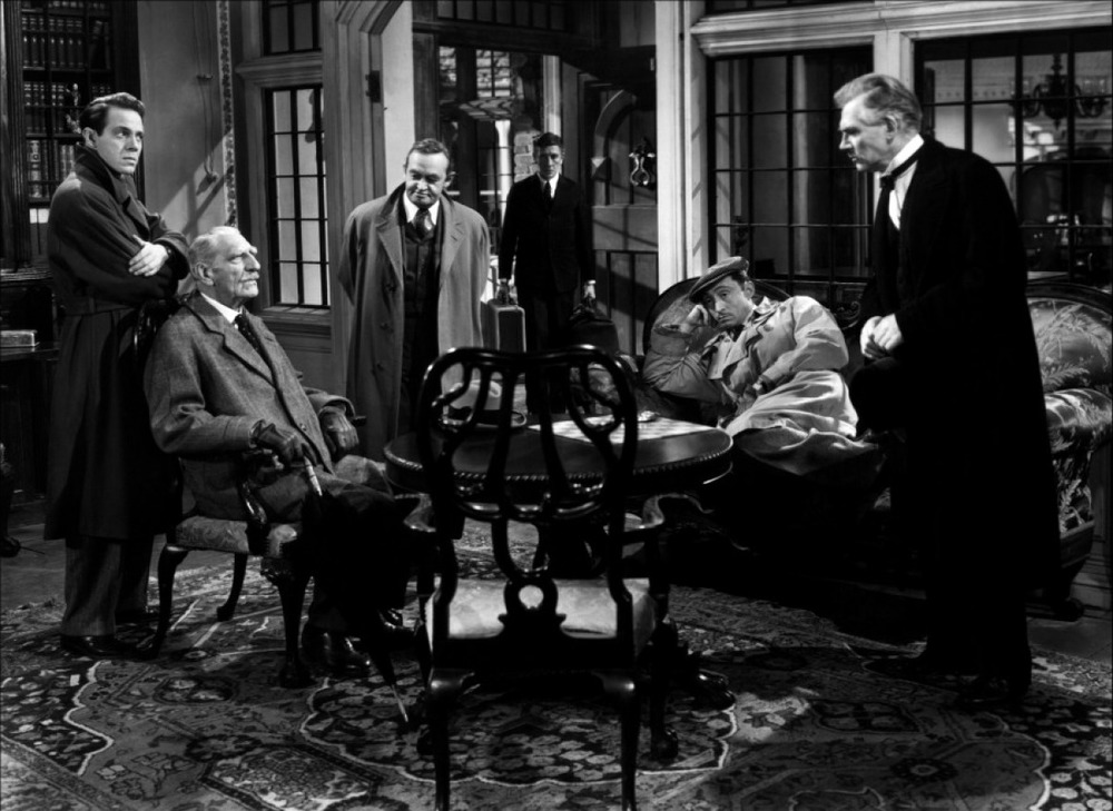 review and then there were none  and then there were none 1945 jpg