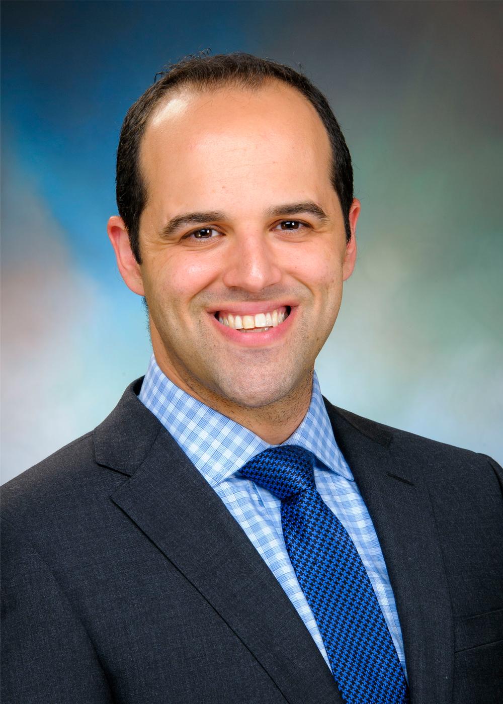 Dr. Elan Rosenblat, M.D.  Ophthalmologist