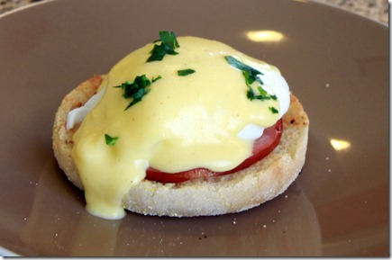 Eggs Benedict–The Perfect Brunch