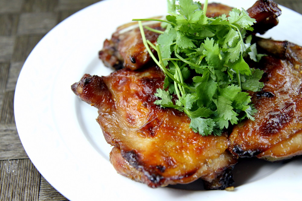 Vietnamese Roasted Chicken (Ga Nuong)