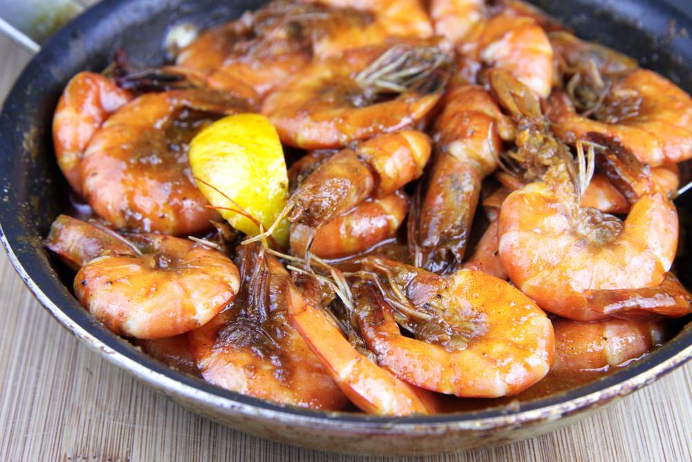 boiling crab shrimp