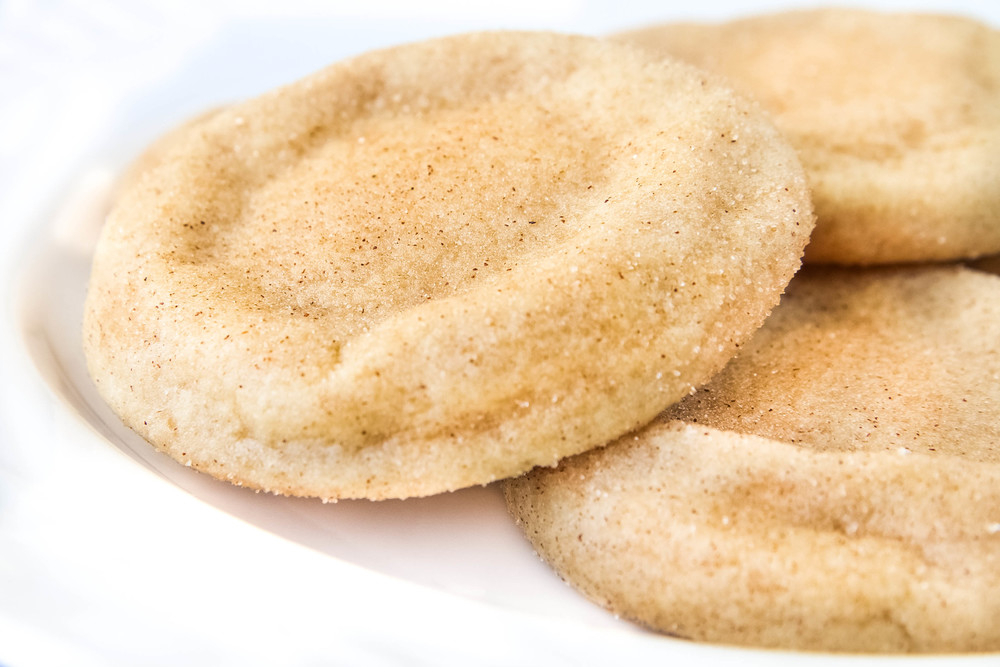 Thick & Chewy Snickerdoodle Cookie