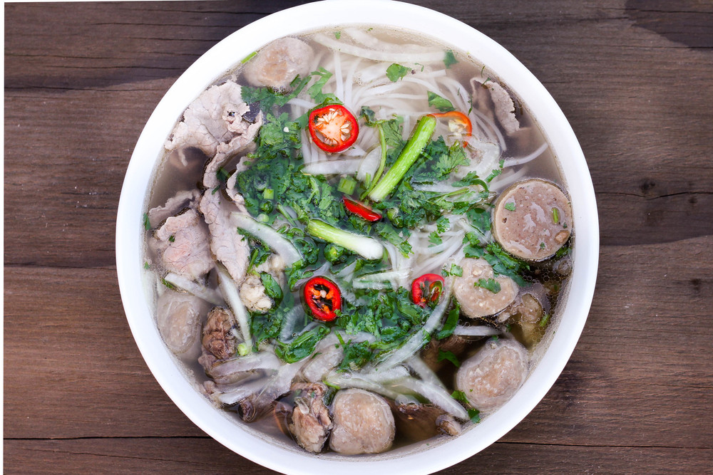 Restaurant Recipe: Authentic Vietnamese Beef Noodle Soup (Pho Bo)