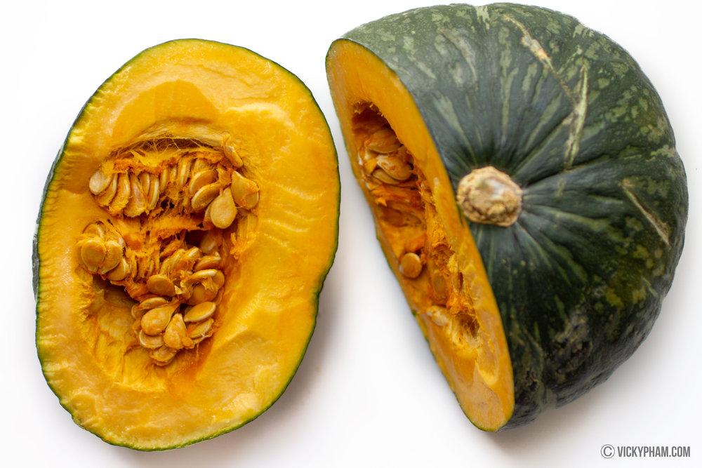 Kabocha Squash / Bi Do / Japanese Pumpkin