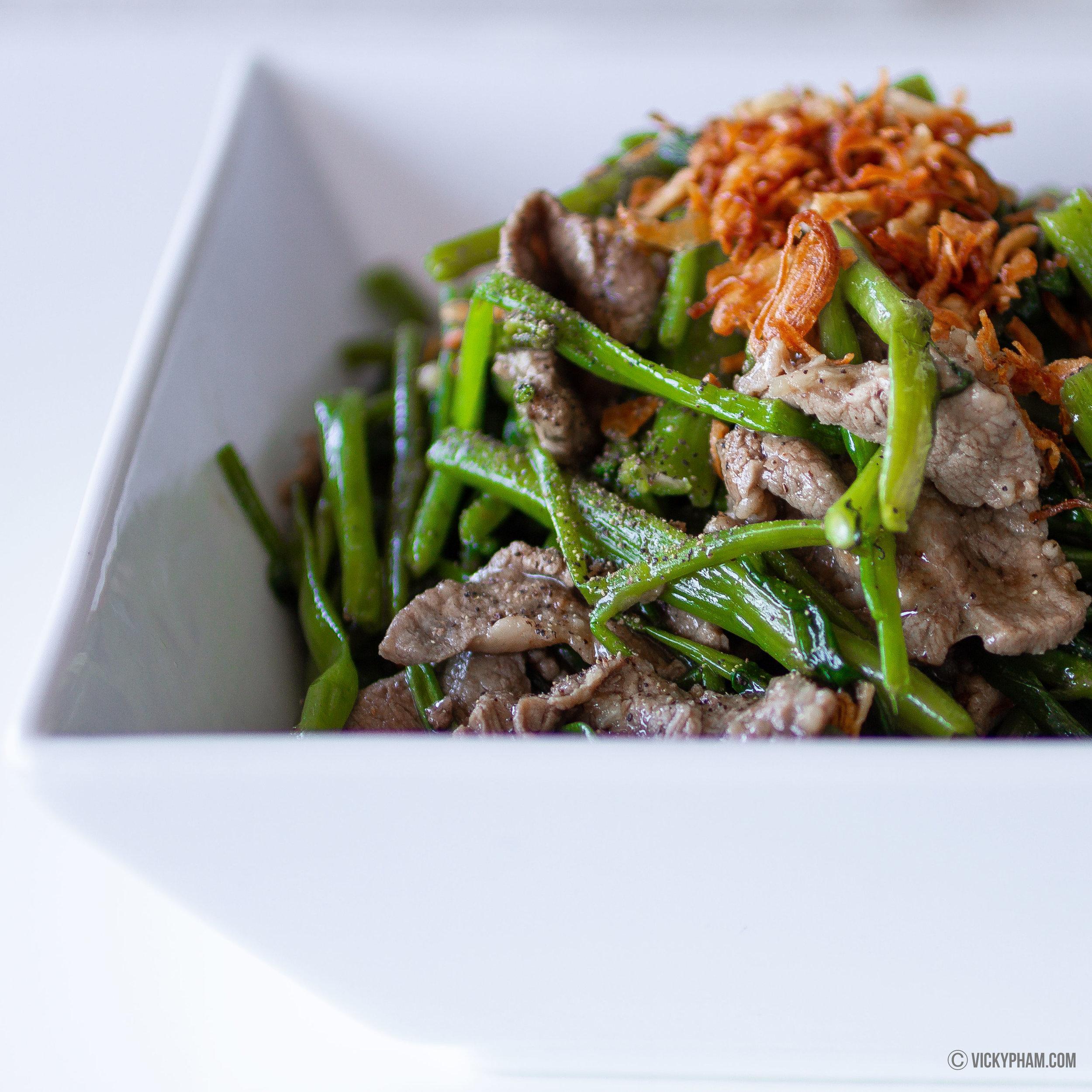 Vietnamese Sweet & Sour Pork Spare Ribs Stir Fry (Suon Xao