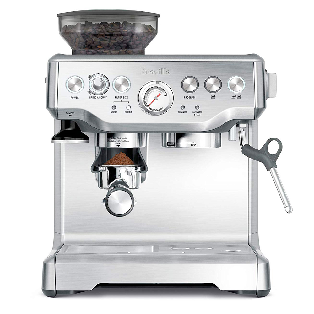 Breville Expresso Machine    BUY NOW