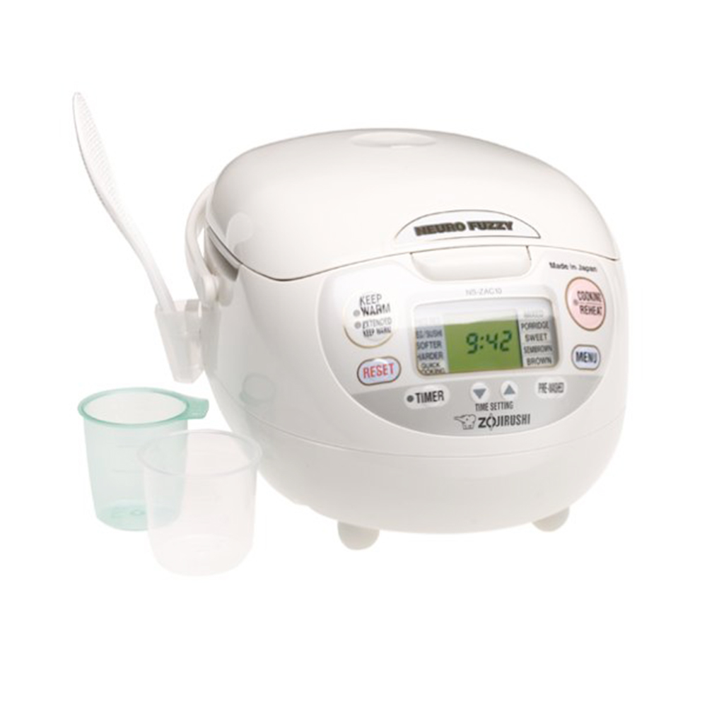 Neuro Fuzzy Rice Cooker    BUY NOW