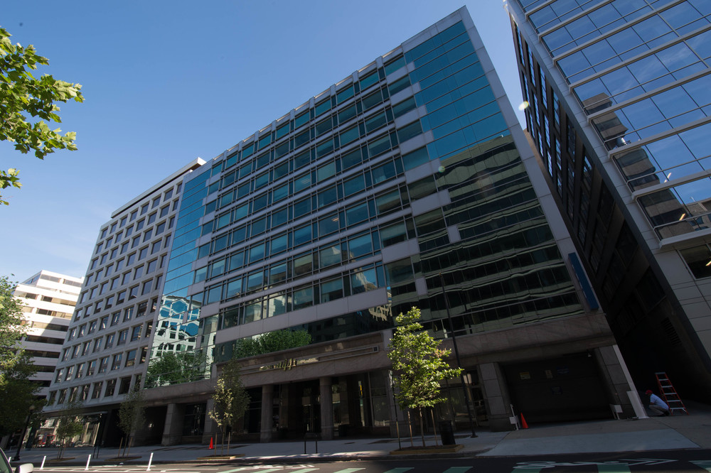 1441 L Street, NW; Washington, DC 20005   Purchased a 175,000-square-foot office building in northwest Washington, DC in 1988.