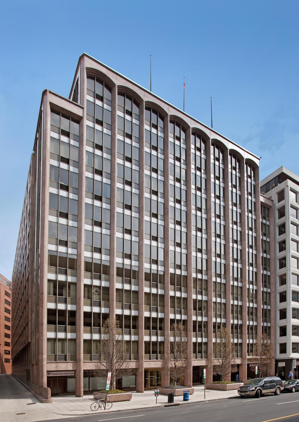 1125 15th Street, NW; Washington, DC 20005