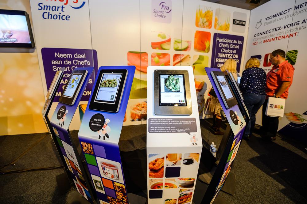 Excellent collaboration with Pubmarket! on the Bidvest fair