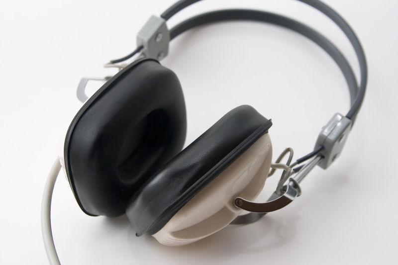 Kopfhörer-Abbildung