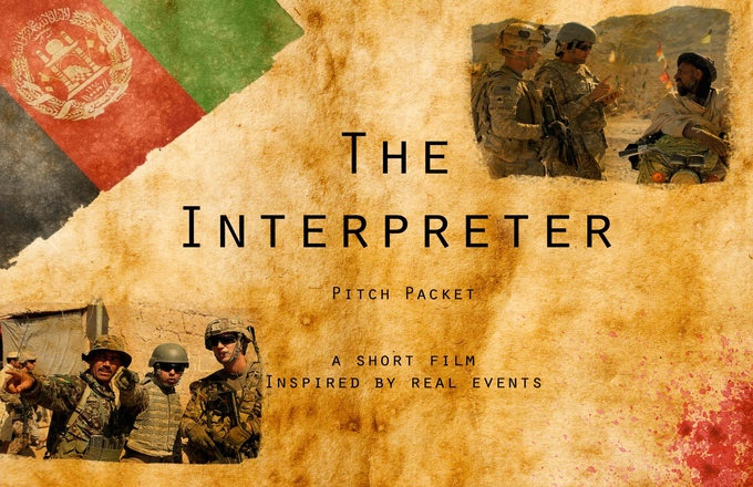 The Interpreter - film poster