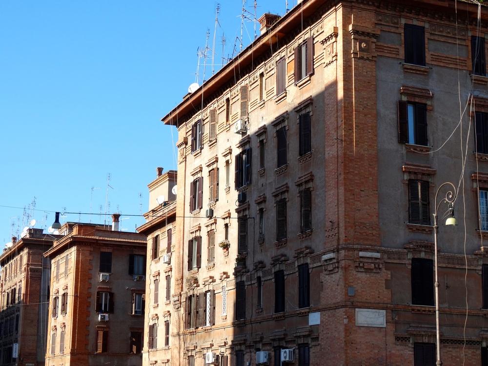 Testaccio streets