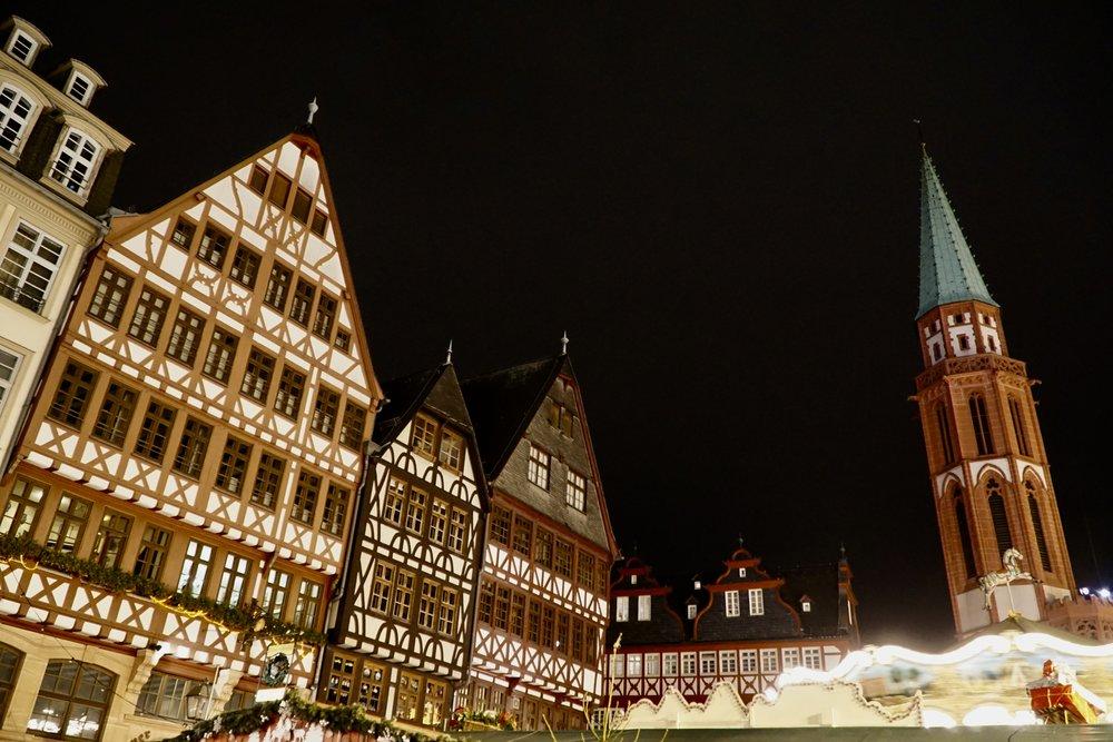 Frankfurt Xmas Market
