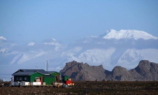 Cape Shirreff, Antarctica, NOAA FieldCamp
