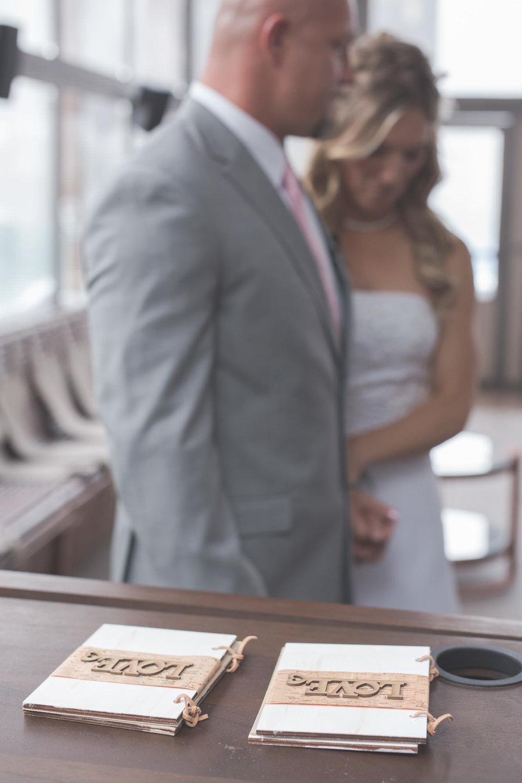 love NYC wedding