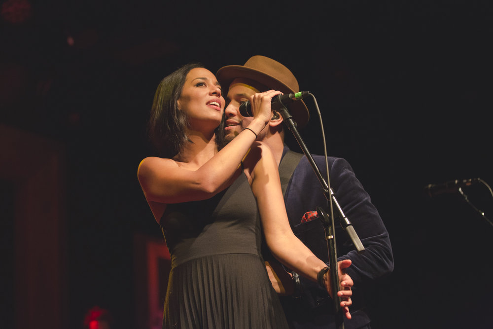 JOHNNYSWIM - Amanda and Abner Ramirez