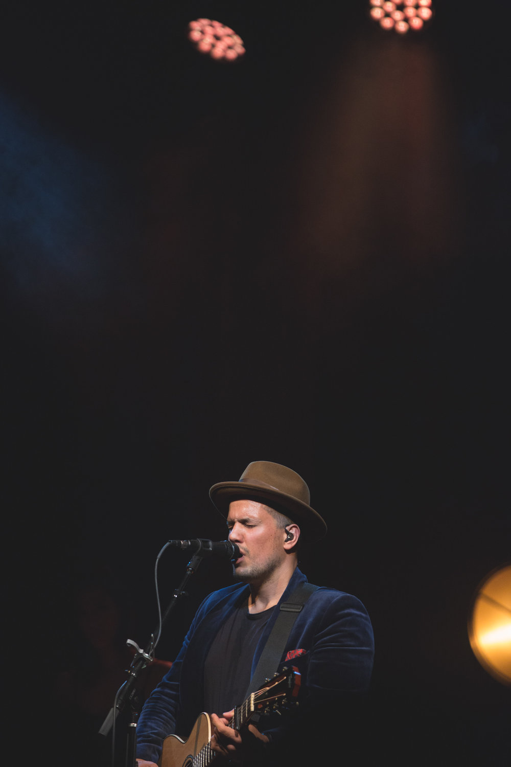 Abner Ramirez JOHNNYSWIM Let It Matter Tour