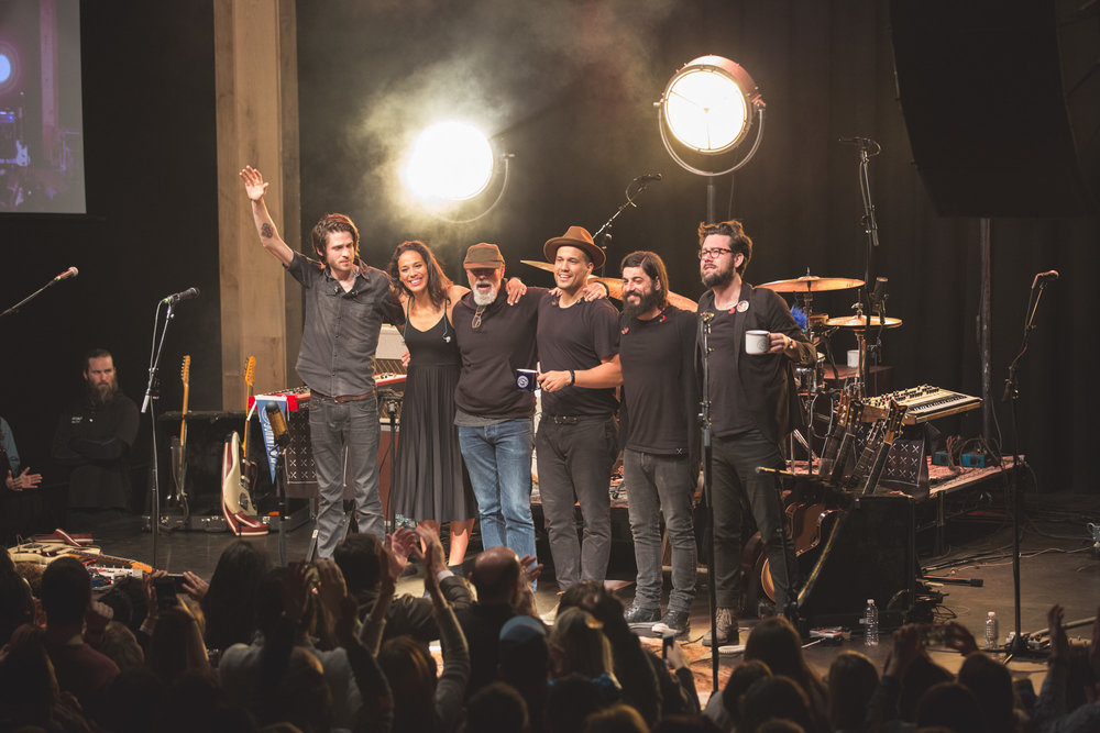 JOHNNYSWIM at The Warehouse Let It Matter Tour final bow