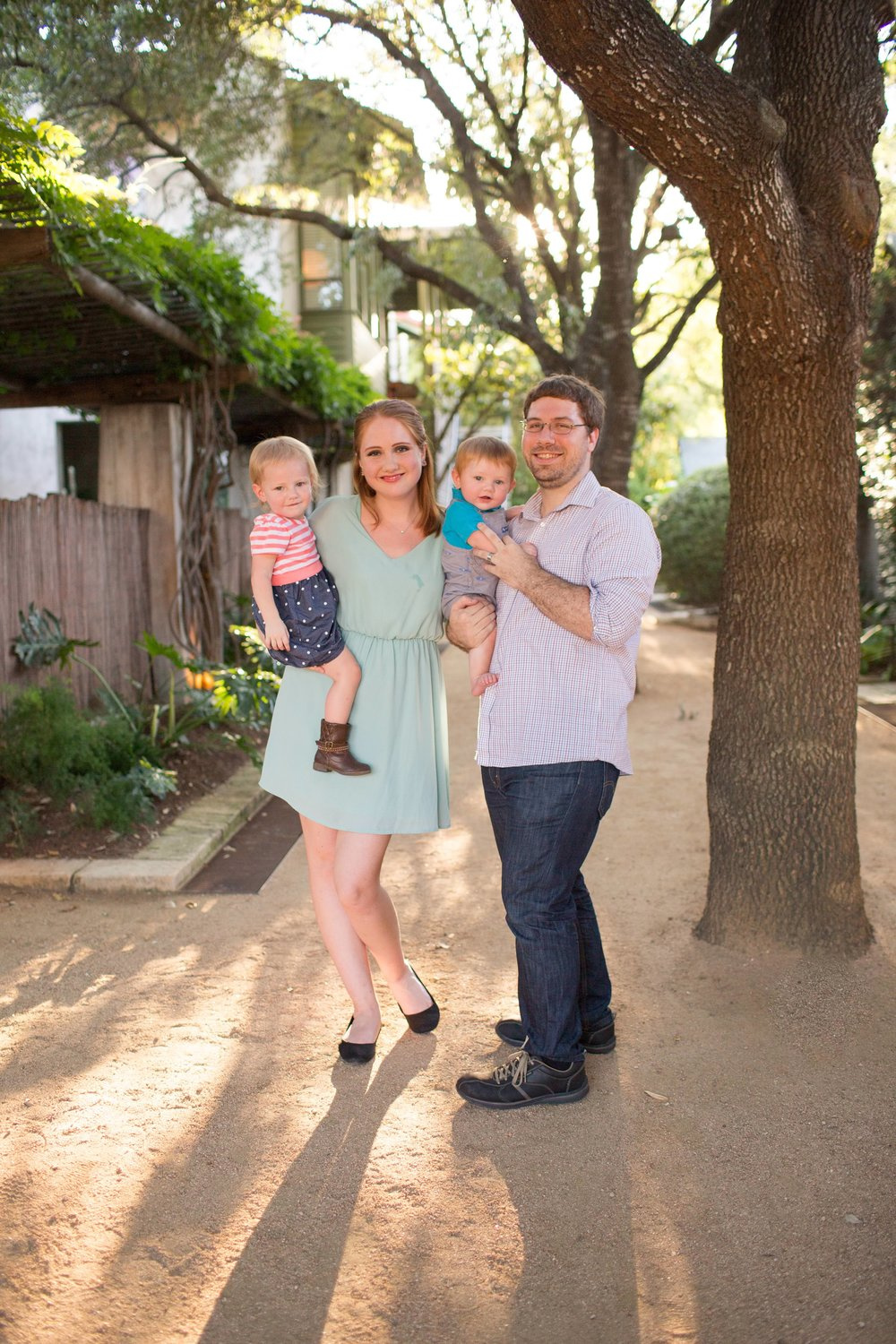 austin family portraits