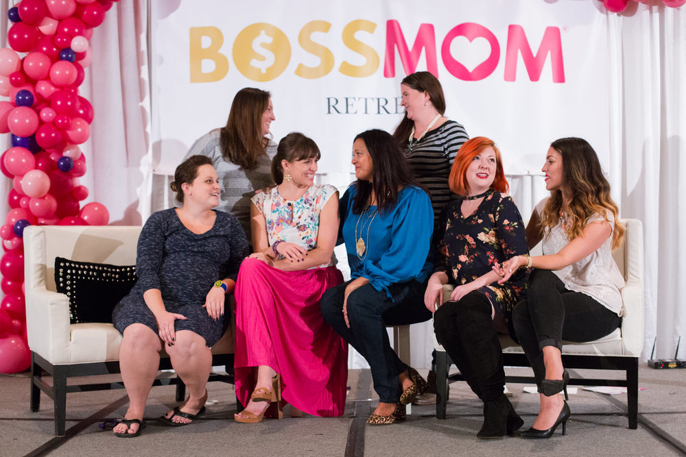 Boss Mom LLC team