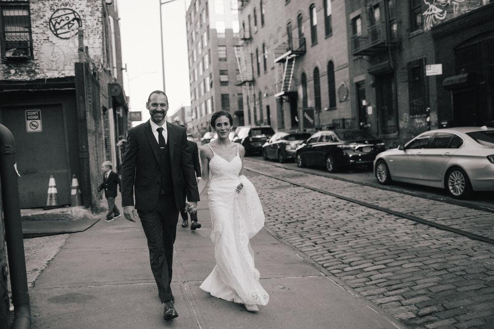 september wedding in brooklyn