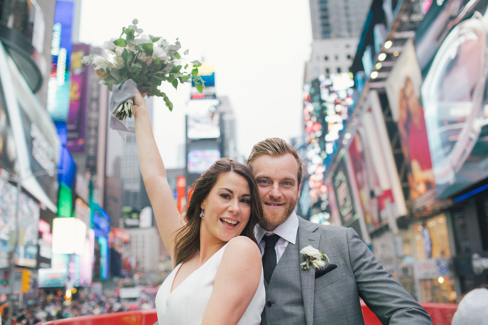 Scotland Australian NYC adventurous elopement
