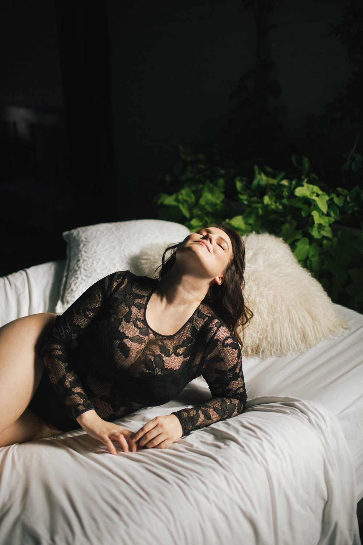 self-love boudoir photographer charleston