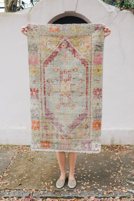 cord + cotton vintage textile shop turkish rugs charleston