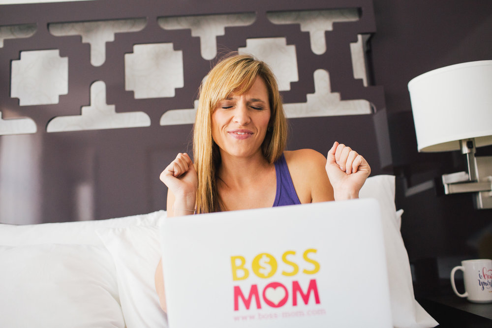 Boss Mom Retreat Dana Malstaff San Diego 2018
