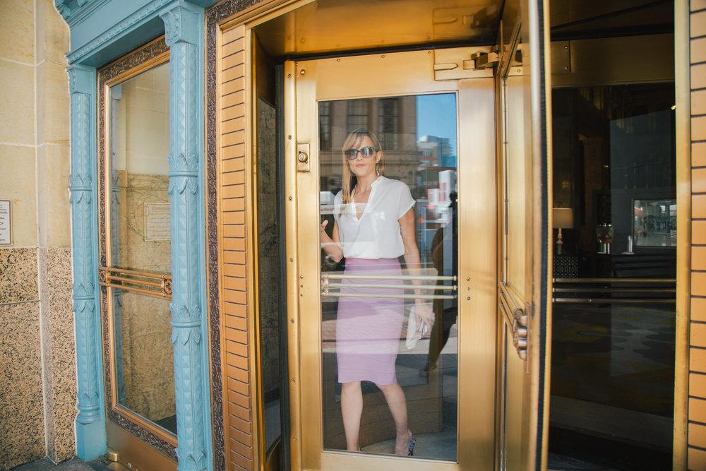 Boss Mom Retreat 2018 Dana Malstaff Marriott Gaslamp Quarter downtown San Diego
