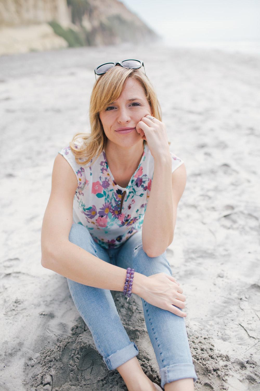 Boss Mom Dana Malstaff Moonlight Beach