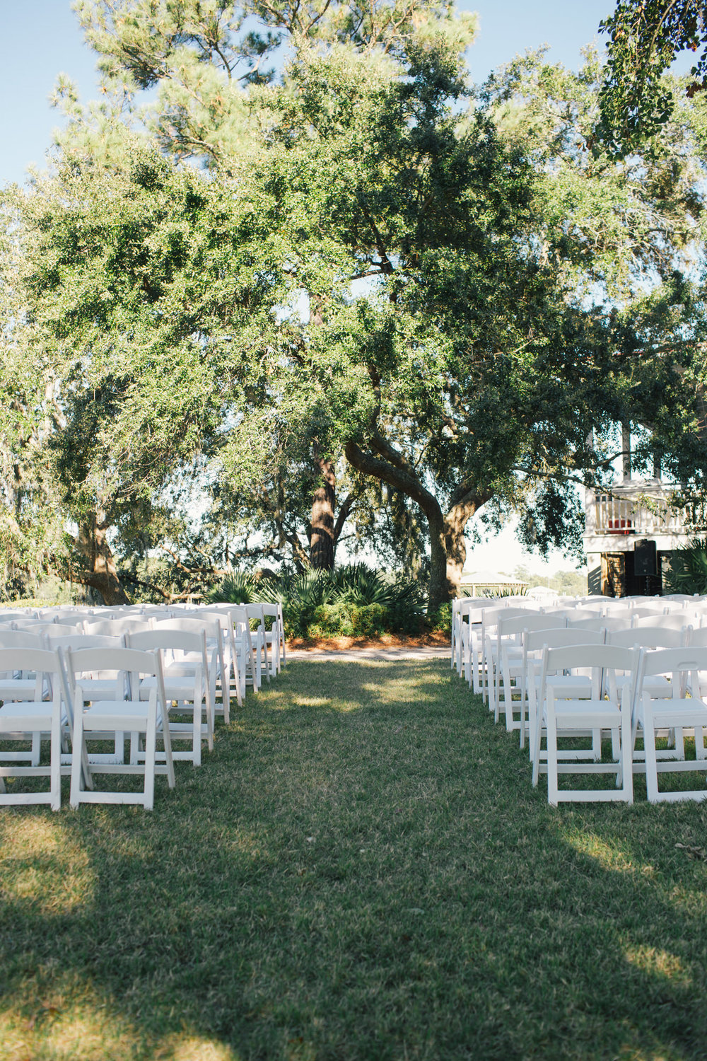 Lovecraft Events Charleston wedding planner Creek Club at I'On