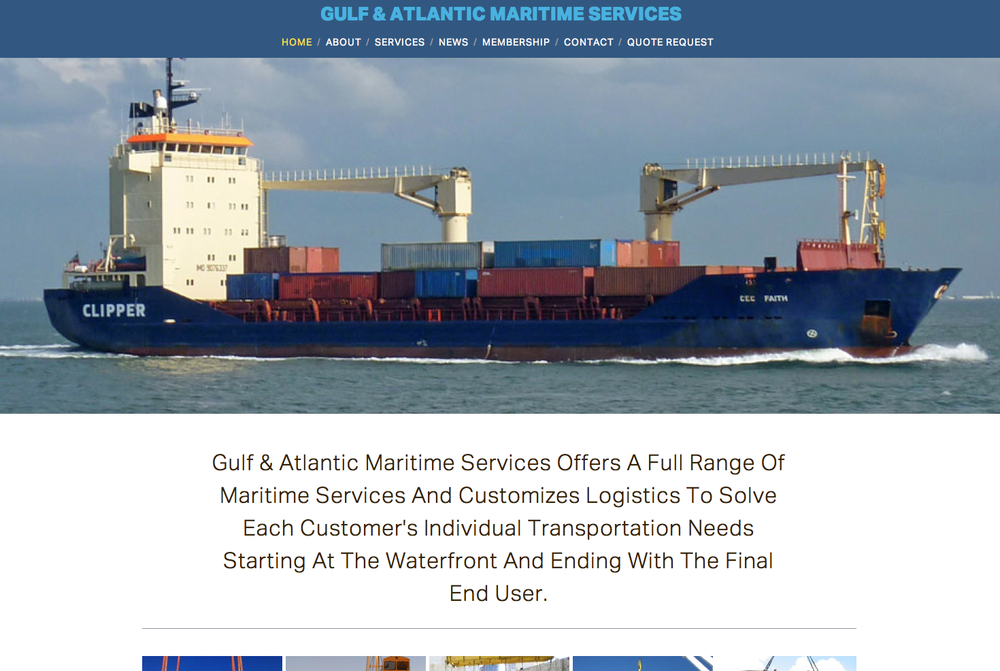 Gulf & Atlantic Maritime Services