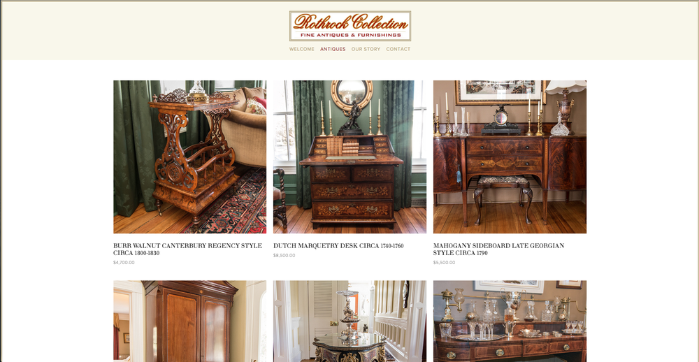 Rothrock Antique Collection