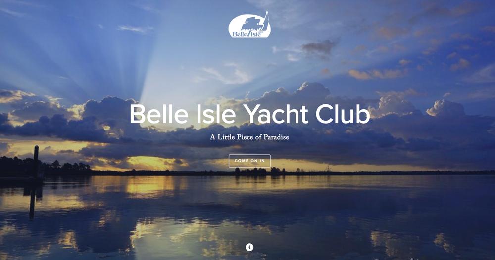 Belle Isle Yacht Club & Marina