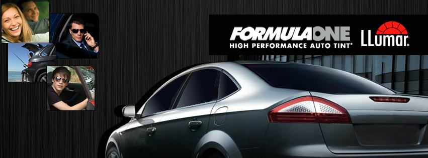 Formula One Auto Tinting in Madison Al, Window tint shop for cars and 