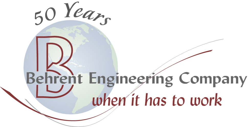 Behrent-engineering-company-logo