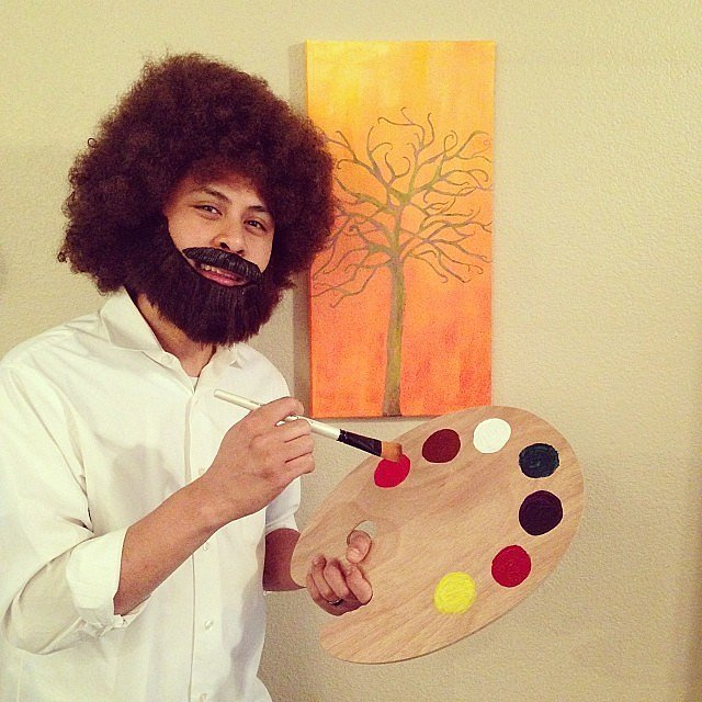 DIY costumes are the best! Photo courtesy of  PopSugar .
