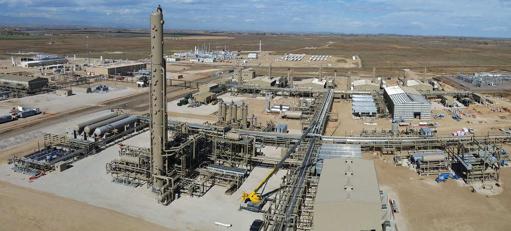 Samuel Engineering and UCEC partnered to provide panels for this plant in Weld County, CO. Photos courtesy of Samuel Engineering.