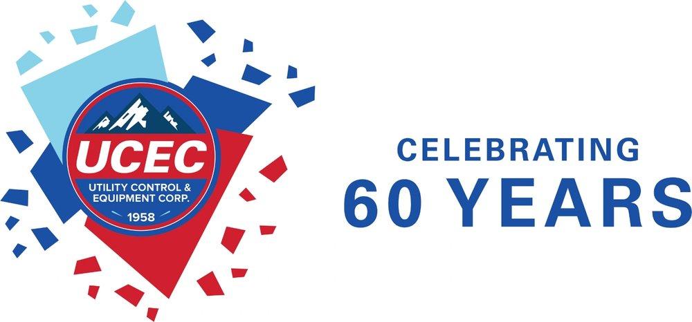 UCEC 60th Anniversary Logo