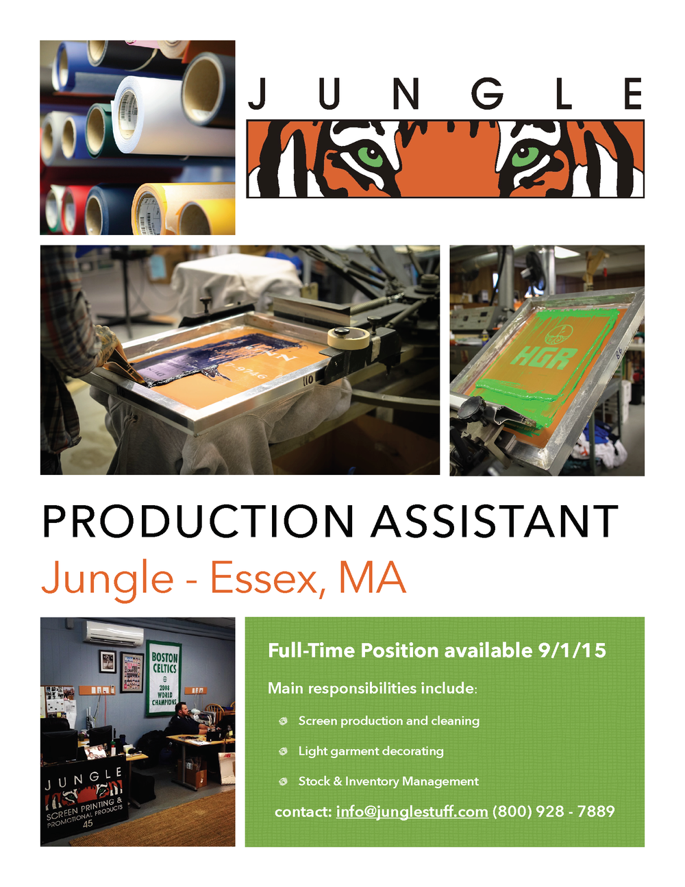 production-assistant